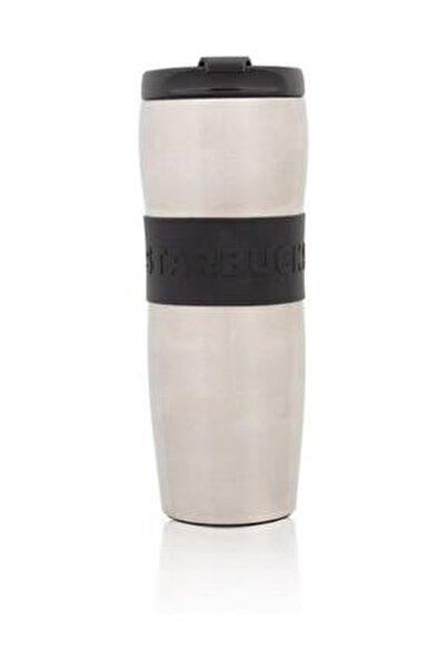 Gri Çelik Bardak Termos 350 ml