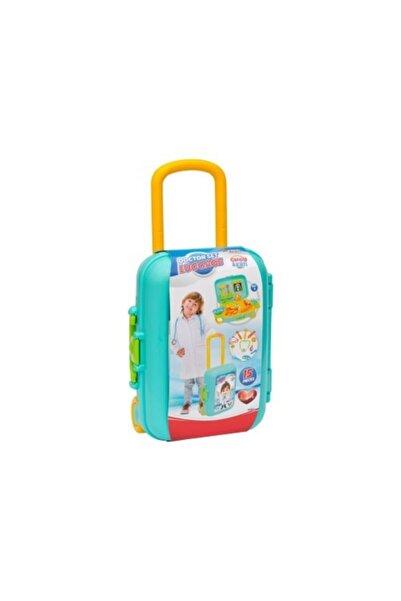 DEDE Çocuk Eğitici Oyuncak Doktor Set Bavulum