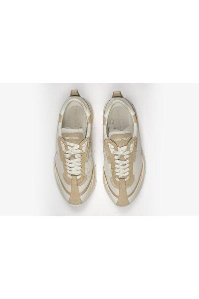 Jimmy Choo Erkek Beyaz Sneakers