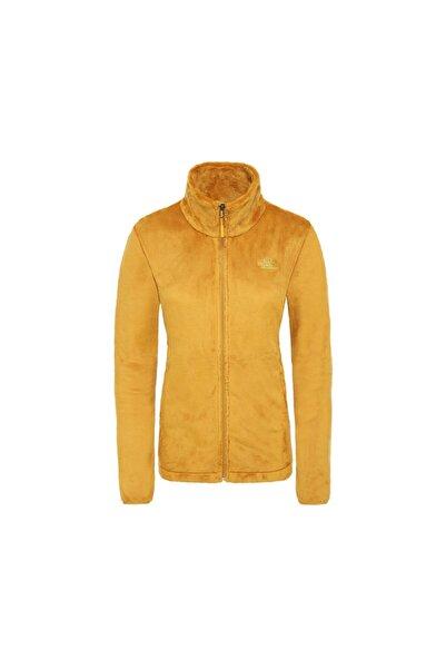 THE NORTH FACE Kadın Sarı Polar Nf0a3xbdcz21 W Osito Jacket