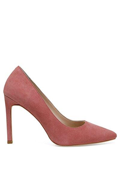 Nine West SABINE2 Pembe Kadın Hakiki Deri Topuklu Ayakkabı 100526623