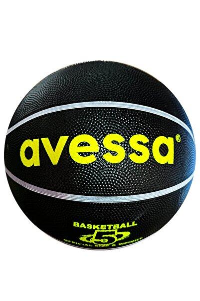 AVESSA Basketbol Topu No 6 Siyah