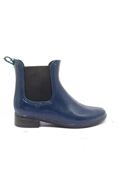 Akınal Bella Kadın Lacivert Yağmur Botu 1765.Z.006