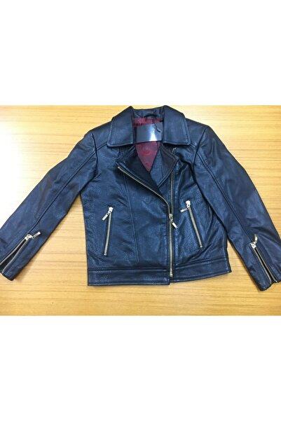 ASUS Kadın Siyah Crıspy Ceket B1000