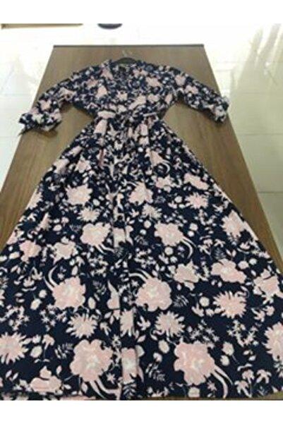 AYYILDIZ Kadın Lacivert Elbise