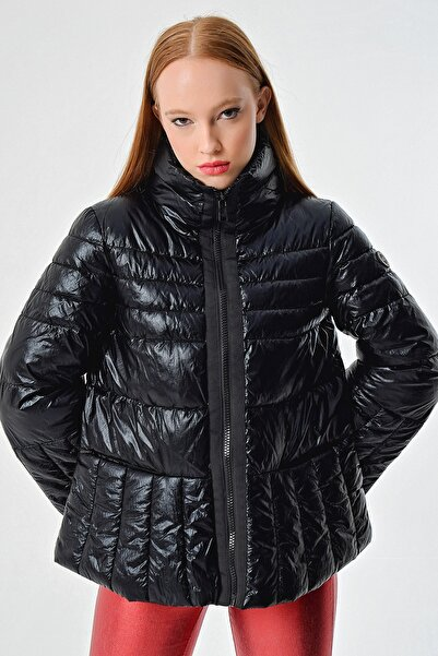 Armani Exchange Kadın Siyah Ceket