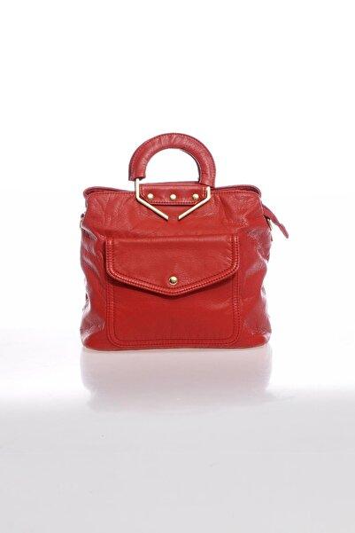 Sergio Giorgianni Luxury Sglx5663 Kırmızı Kadın Omuz Çantası