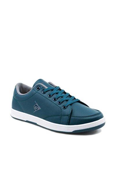 DUNLOP Unisex Petrol Retro Sneaker Spor Ayakkabı 722405z