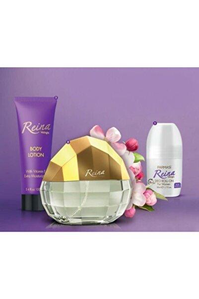 Farmasi Reina Midnight Edp 65 ml Kadın Parfüm & Vücut Losyonu & Deo Roll On