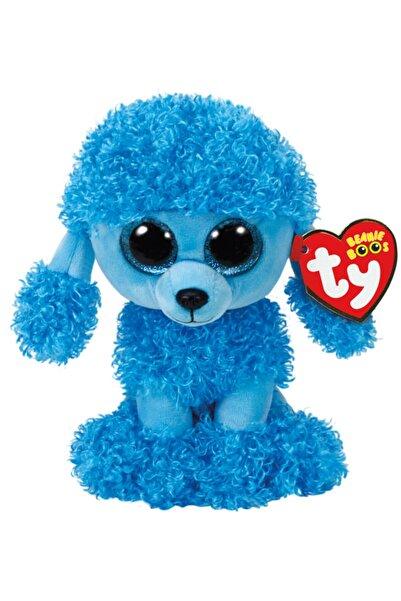 TY Beanie Boos Mavi Kaniş Peluş 15 cm