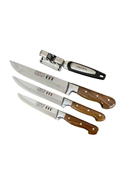 EmFa Sürmene Bıçak Seti El Yapımı