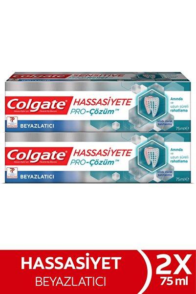 Colgate Hassasiyete Pro Çözüm Beyazlatıcı Sensitive Sensitive Pro Relief Diş Macunu 75 ml x 2 Adet