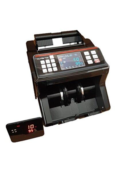 Hunter Hl 2210 New Karışık Para Sayma Makinesi %100 Sahte Tespit Konuşan Makina