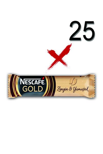 Nestle Nescafe Gold Kahve 2 Gr X 25 Adet