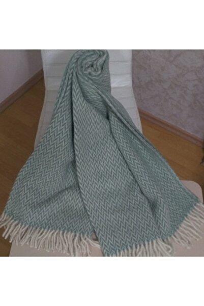 Selin Gençev Home %100 Saf Yün Scotch Dizlik - Tv Battaniye 130x170 & Yün Battaniye - % 100 Saf Yün - Wool