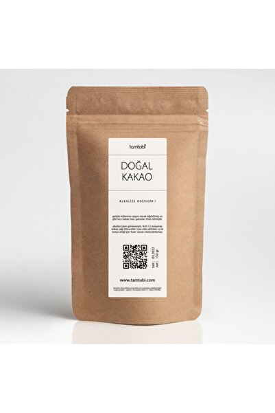 2AS Toz Kakao - 150gr - Alkalize Edilmemiş - Gana
