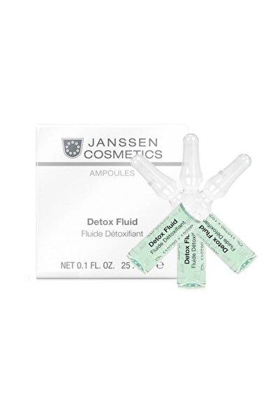 Janssen Cosmetics Detox Fluid 3'lü Paket