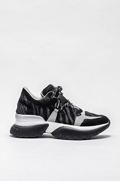 Elle Shoes TIFFANI Siyah Kadın Sneaker
