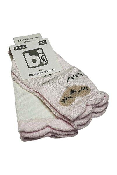 Bibaby Bebek Çorabı 2 Li
