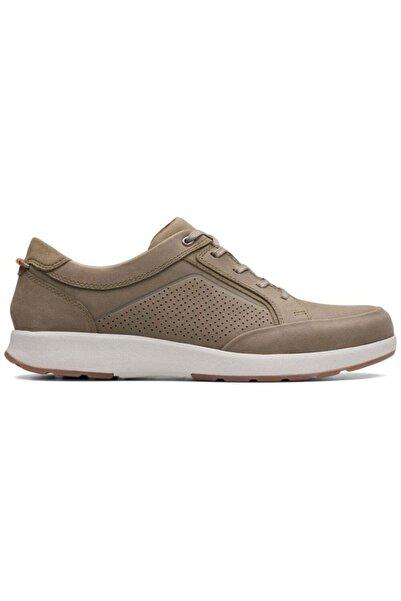 CLARKS Erkek Kahverengi Ayakkabı 26141169