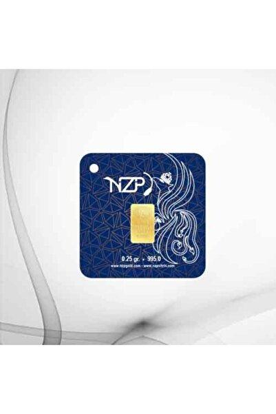 NZP Gold Gram Altın 0.25 gr  24 Ayar