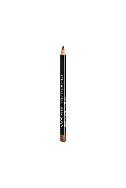 NYX Professional Makeup Bronze Glitter Slim Eye Pencil  800897139582