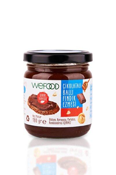 Wefood Çikolatalı Ballı Fındık Ezmesi 180 Gr