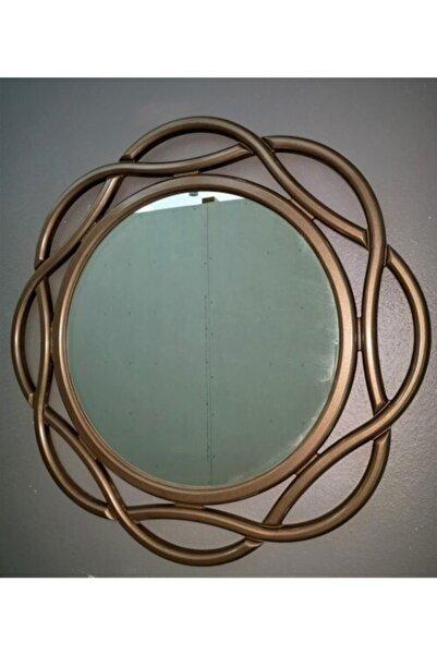 MSK mobilya dekorasyon Bronz Ayna