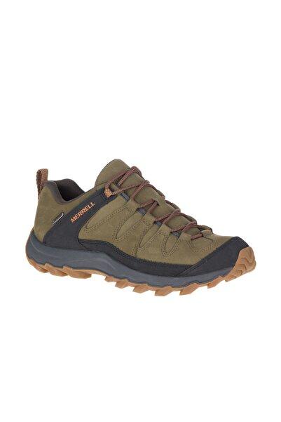 Merrell Ontonagon Peak Wp Yeşil Erkek Outdoor Ayakkabı