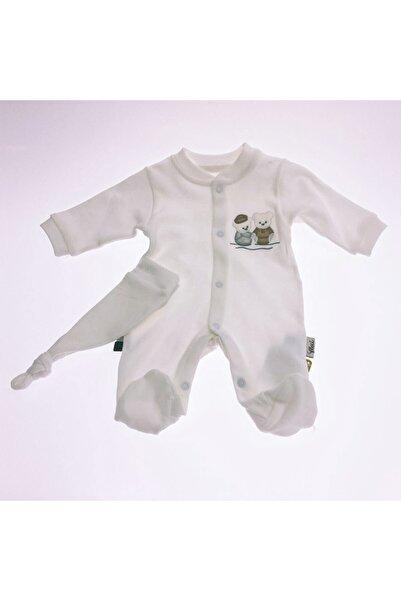 Flexi Kids Çift Ayıcıklı Bebek Tulum