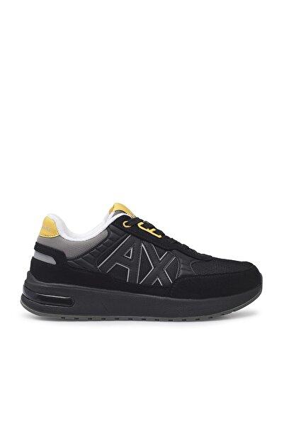 Armani Exchange Erkek Siyah Ayakkabı