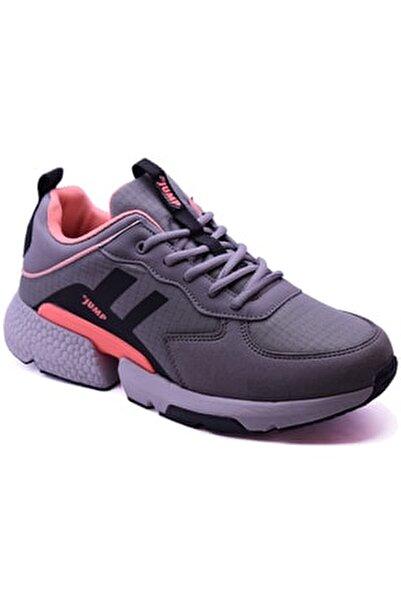 Unisex Gri Ortopedi Günlük Mevsimlik Spor Ayakkabı 25739