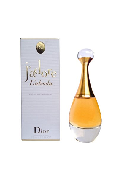 Dior Kadın  J'adore L'absolu Edp 75 Ml Parfüm