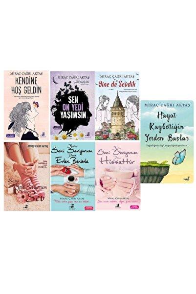 Olimpos Yayınları Miraç Çağrı Aktaş 7 Kitap Takım