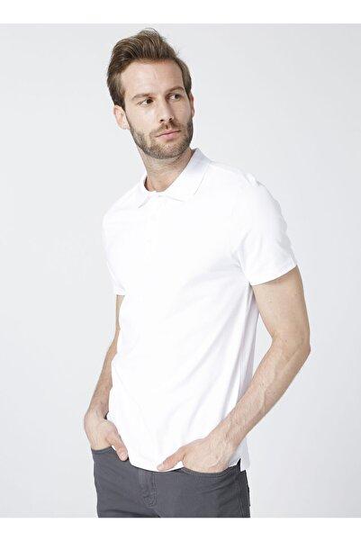 Fabrika Beyaz Polo T-shirt