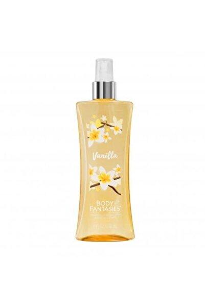 Body Fantasies Vanilla 8 Oz / 236 ml Fragrance Vanilya Vücut Spreyi