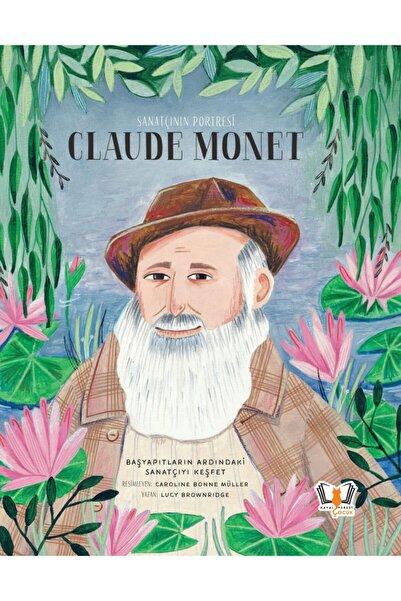 Hayalperest Çocuk Sanatçının Portresi Claude Monet
