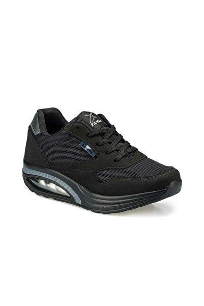 Kinetix Aneta Tx W 1fx 100781880 Siyah-k Gri Kadın Spor Ayakkabı - - Siyah - 38
