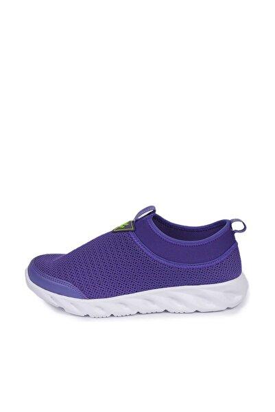 HUMMEL Kadın  mor Spor Ayakkabı - Active