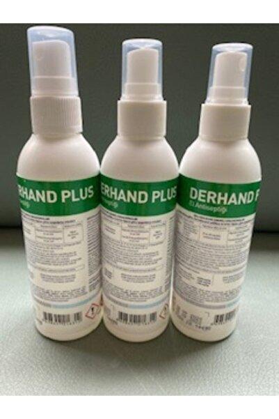 Ecolab Derhand Plus 100 ml 3 Adet