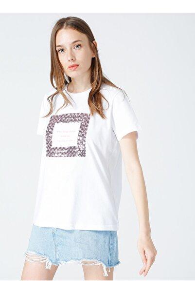 Fabrika Beyaz Comfort T-shirt