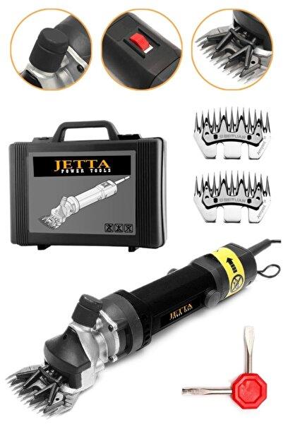 Jetta Power Tools Jetta Pro 2100w Sjs Metal Şanzuman Koyun Kırkma Makinası Soğutmalı Sistem