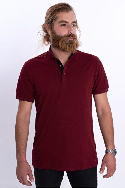 COMİENZO 2521y Slim Fit Men's Wear Polo Yaka T-shirt