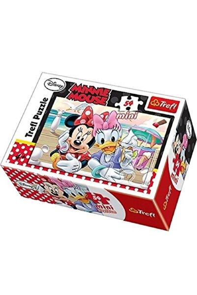 Trefl 54parça Mini Puzzle Minnie Mause