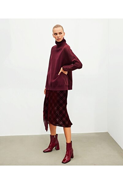 İpekyol Kumaş Mixli Elbise