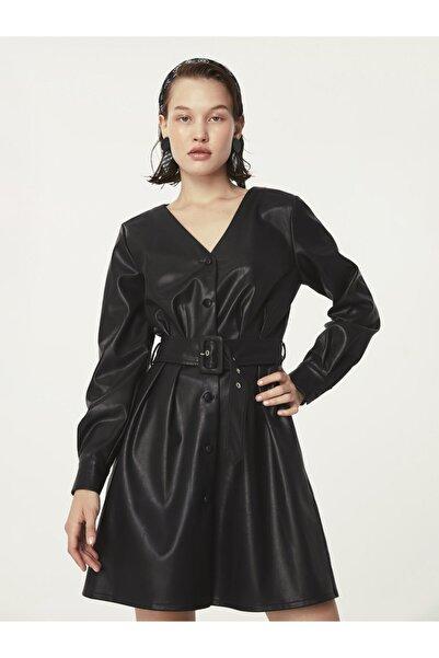 Twist Kemerli Elbise