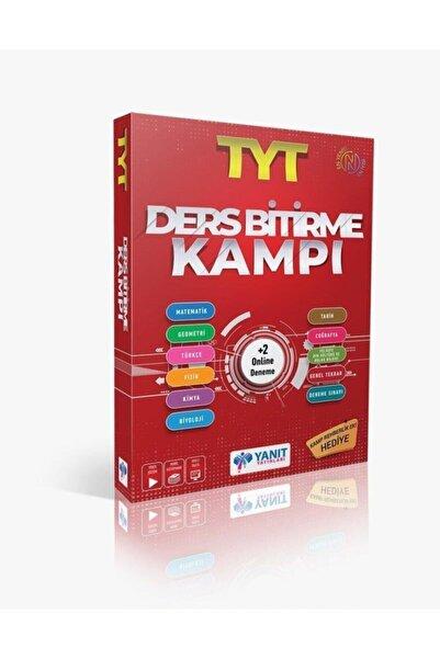 Yanıt Yayınları Tyt Tüm Dersler Ders Bitirme Kampı Genel Tekrar Ve Deneme Sınavları 2021
