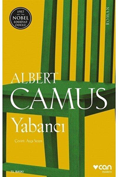 Can Yayınları Yabancı (yeni Kapak) | Albert Camus | Can Sanat Yayınları