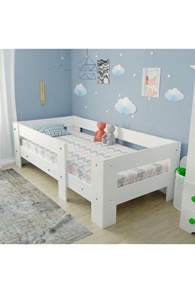 Ninnimo 70x130 Y2 Montessori Çocuk Karyolası Sunta