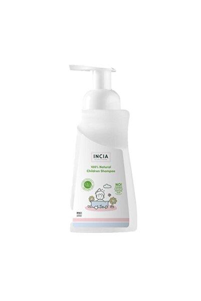 Incia %100 Doğal Bebek ve Çocuk Jel Şampuan 350 Ml